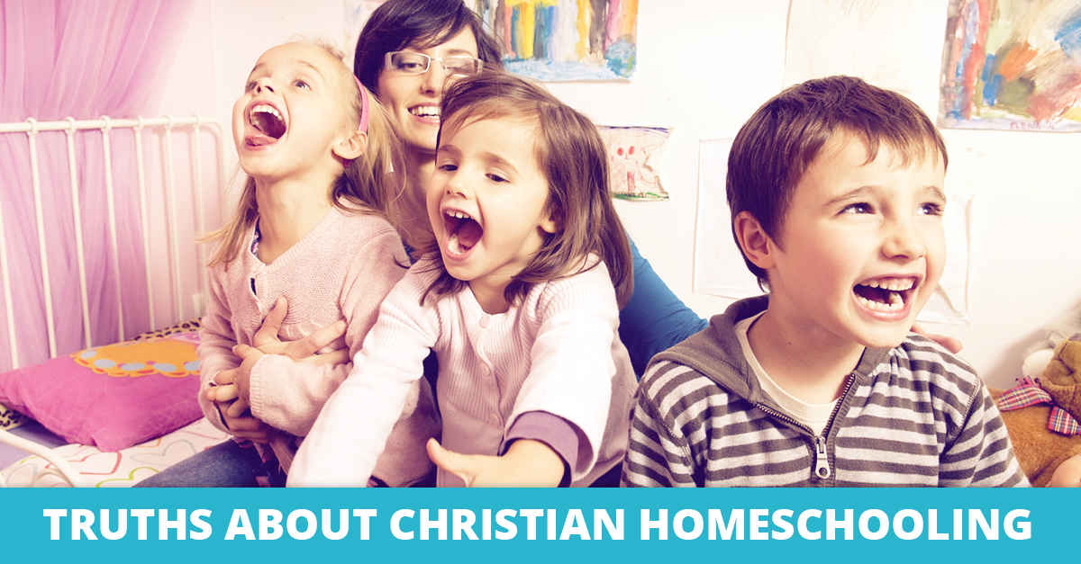 Truths About Christian Homeschooling