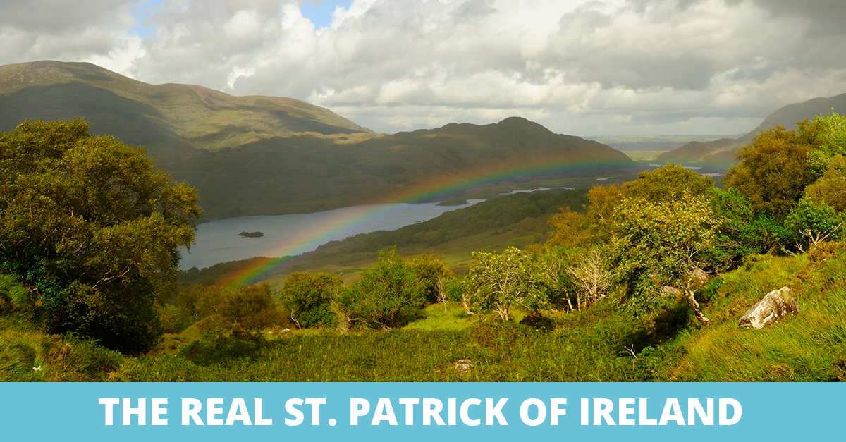 The Real St. Patrick of Ireland