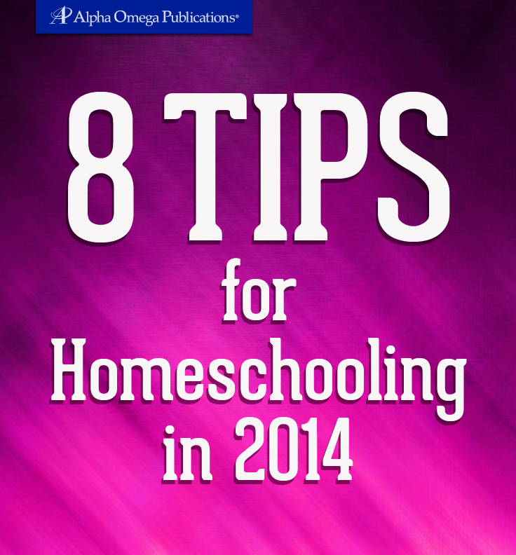 8 Tips for Homeschoolers in 2014