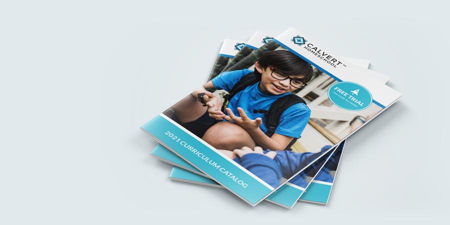 Download a Calvert Homeschool Catalog