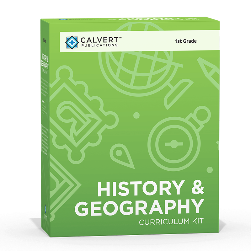 1st Grade History & Geography