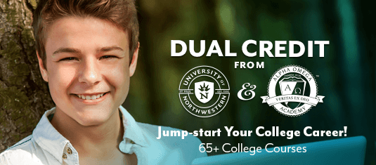Jump-start your college career with dual credit!