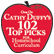 Cathy Duffy Top 102 Picks Award