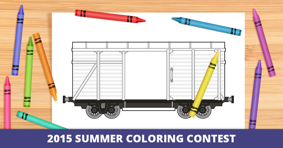 2015 Summer Coloring Contest