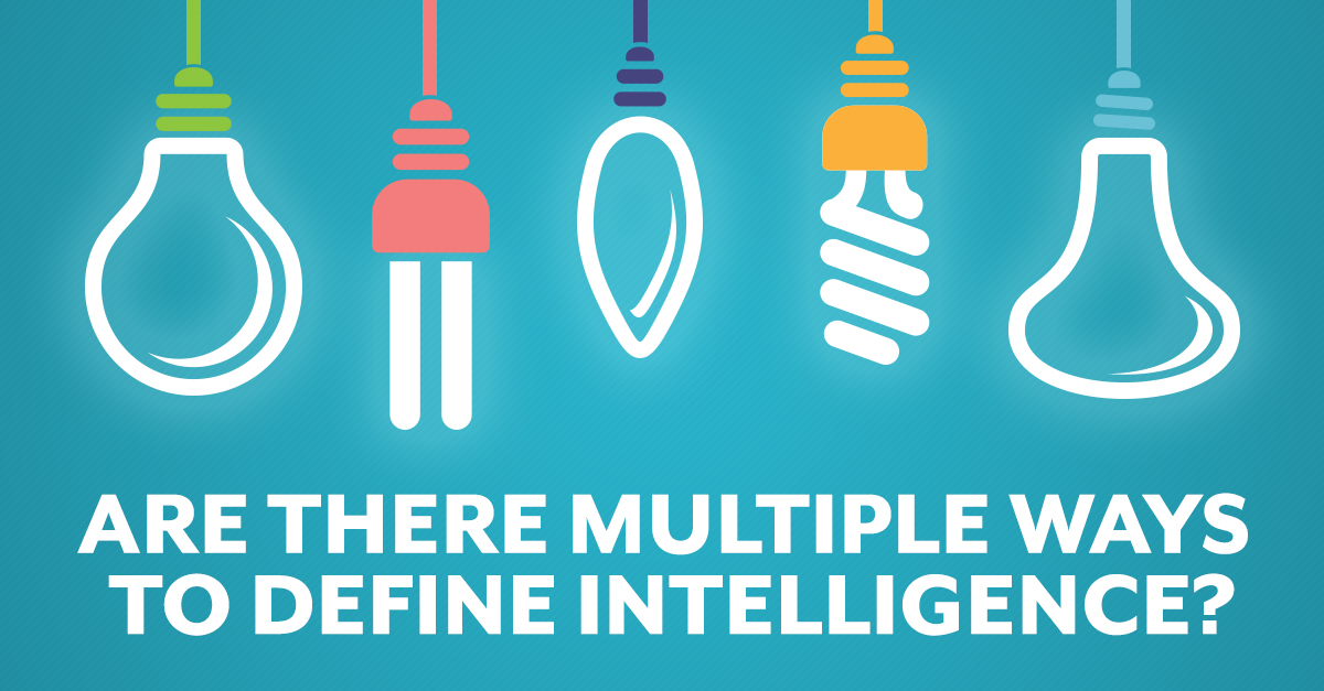 Are There Multiple Ways to Define Intelligence?
