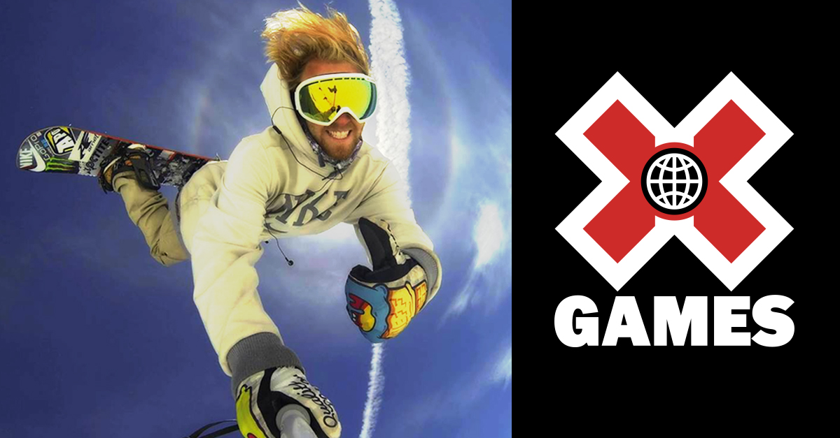 Sage Kotsenburg Aims for First X Games Gold