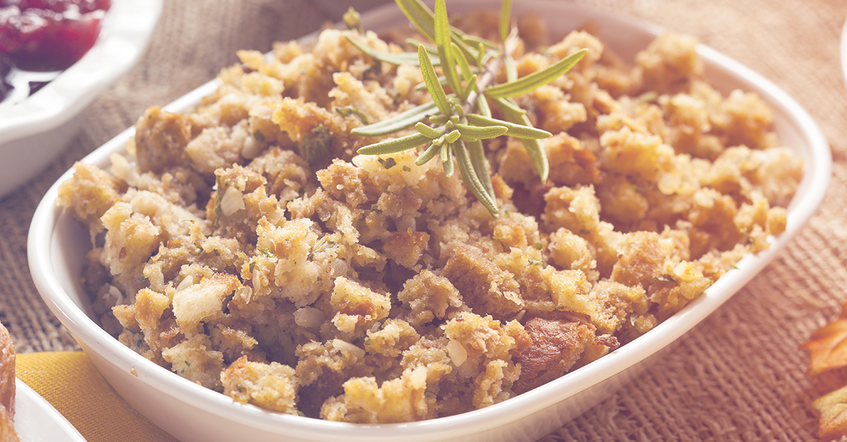 Simple Savory Stuffing