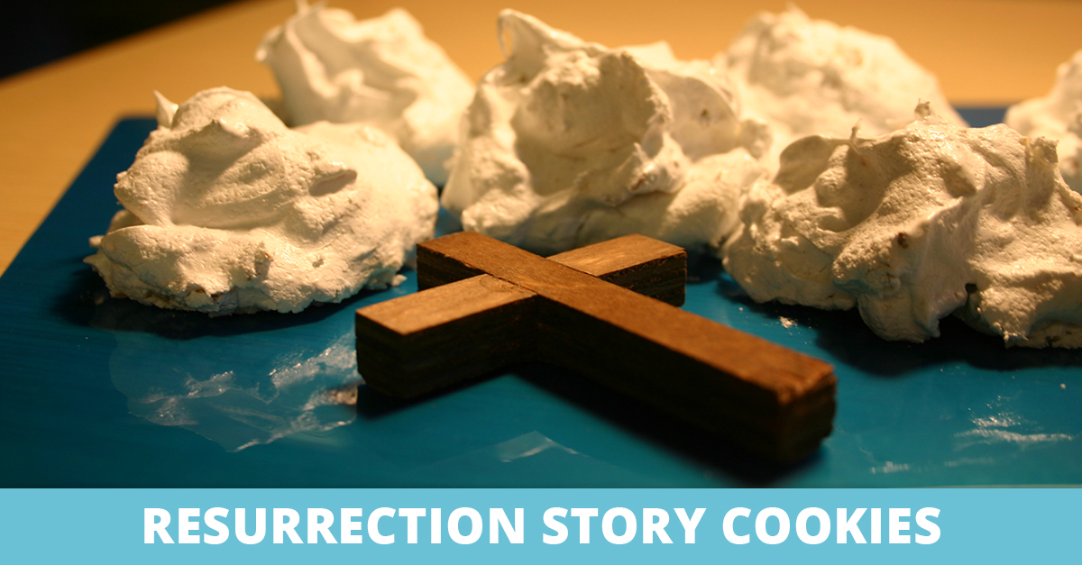 Resurrection Story Cookies