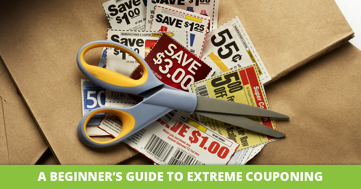A Beginner's Guide to Extreme Couponing
