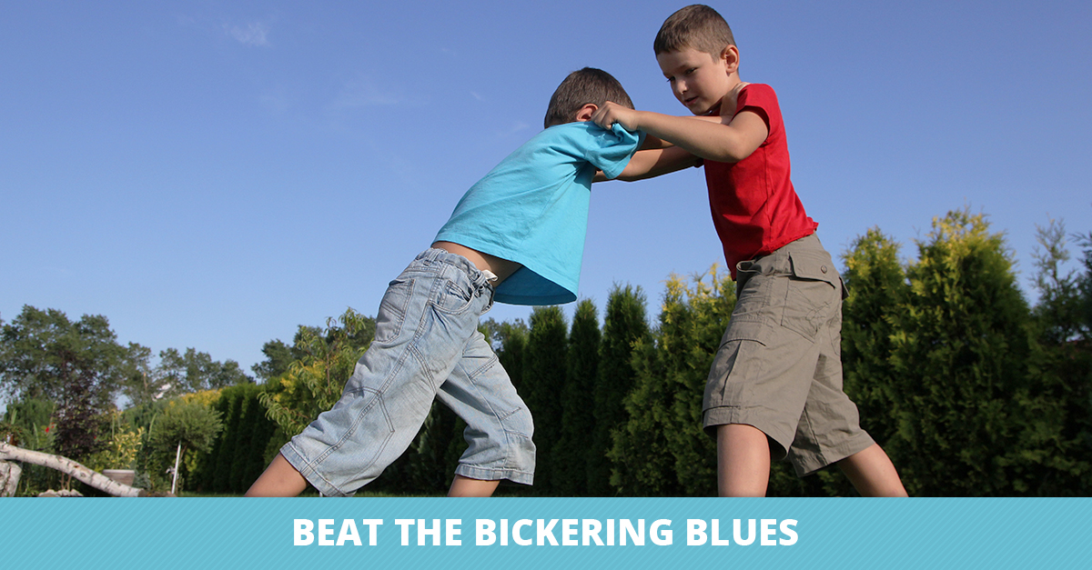 Beat the Bickering Blues
