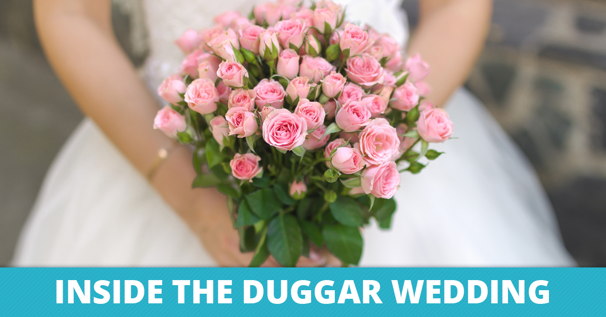 Inside the Duggar Wedding
