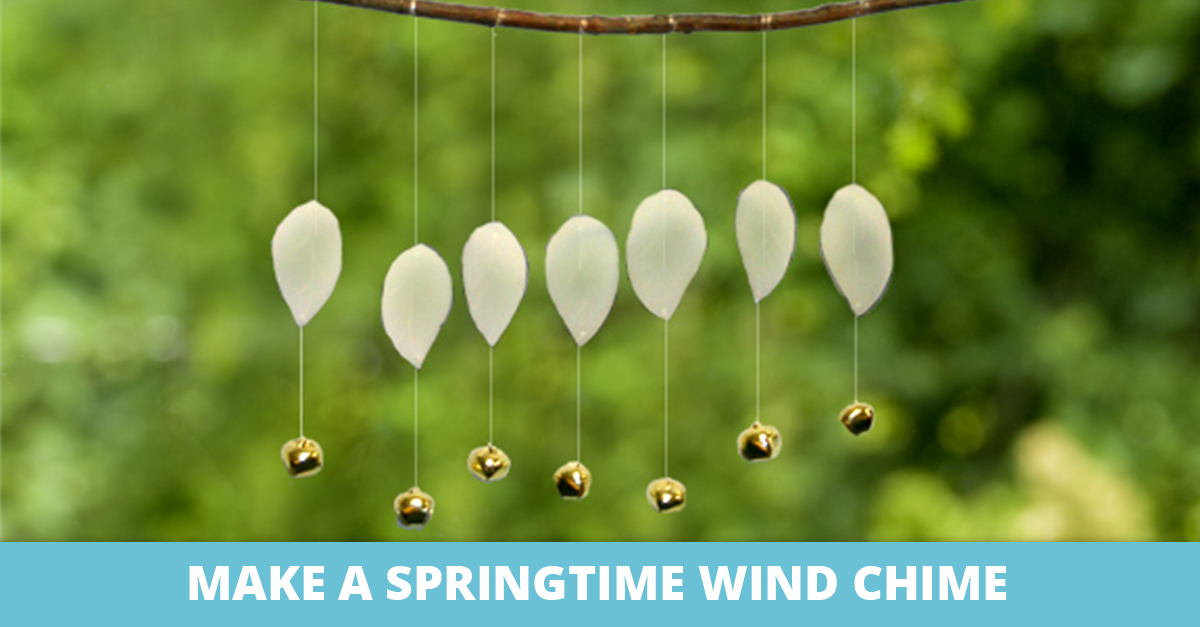Make a Springtime Wind Chime
