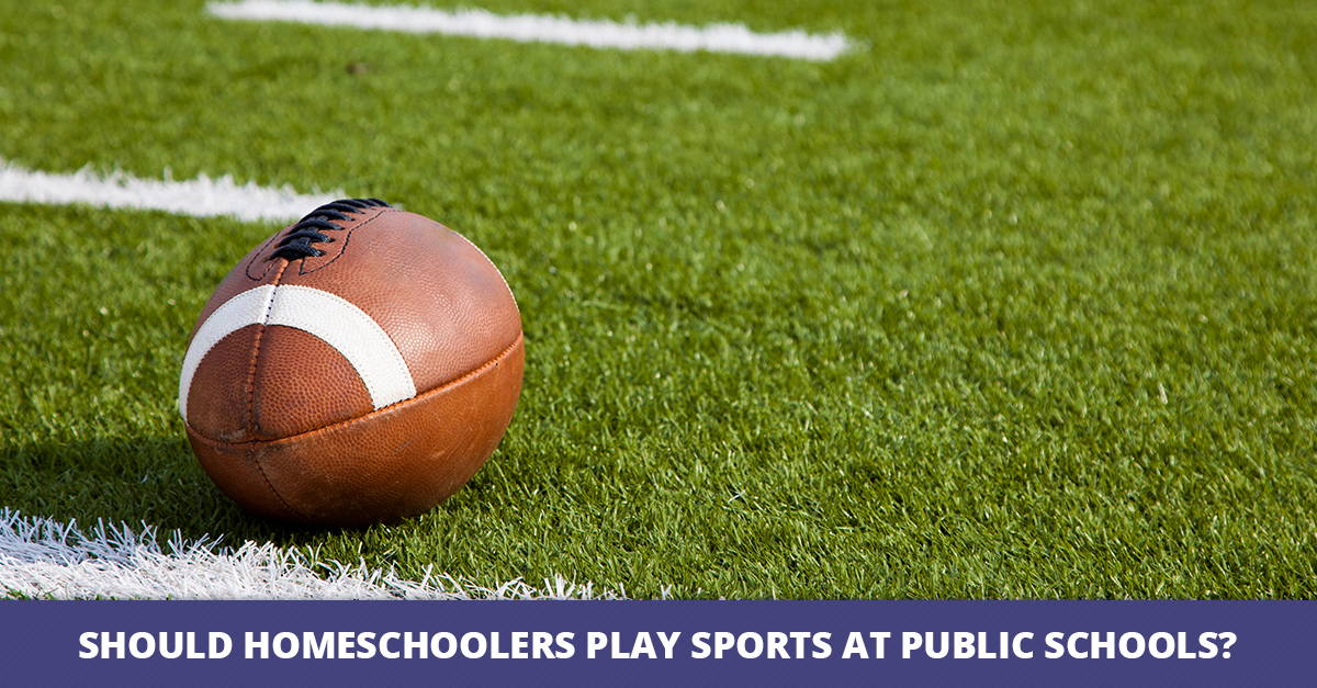 Should Homeschoolers Play Sports at Public Schools?
