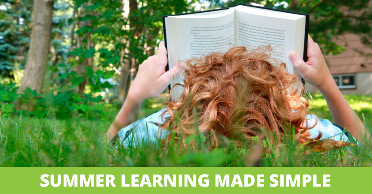 Summer Learning Made Simple