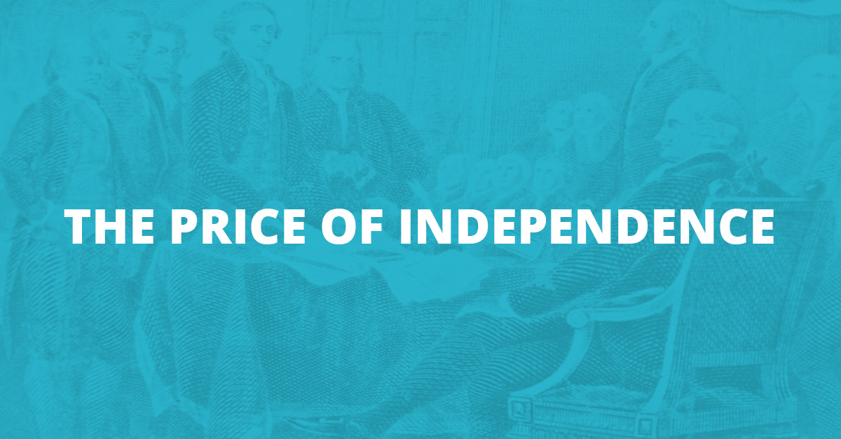 The Price of Independence