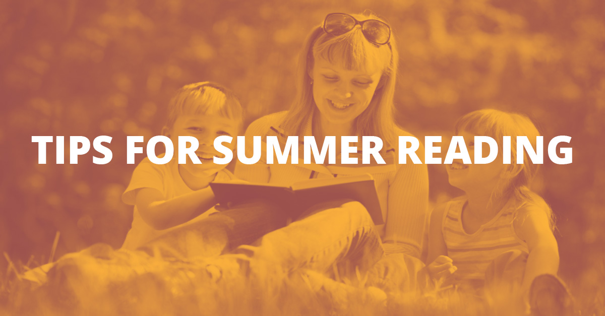 Tips for Summer Reading
