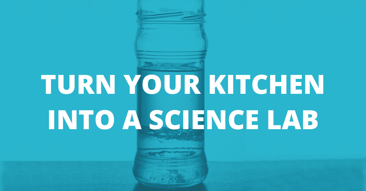 Turn Your Kitchen into a Science Lab