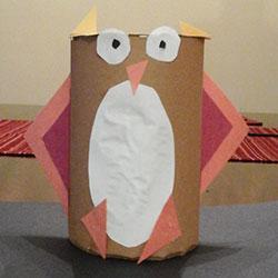 Owl by Garret