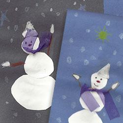 Snowmen by Elizabeth
