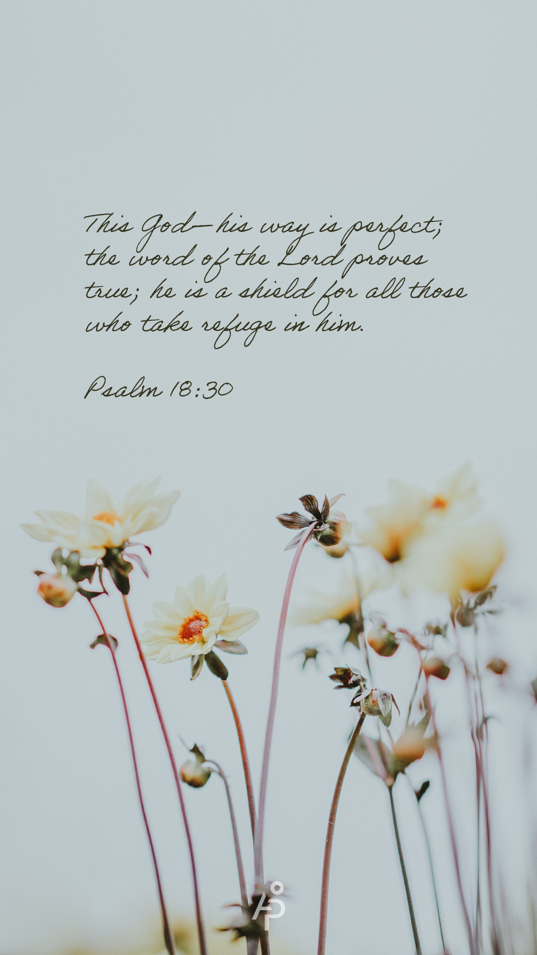 Free Bible Verse Phone Wallpapers Aop Homeschooling