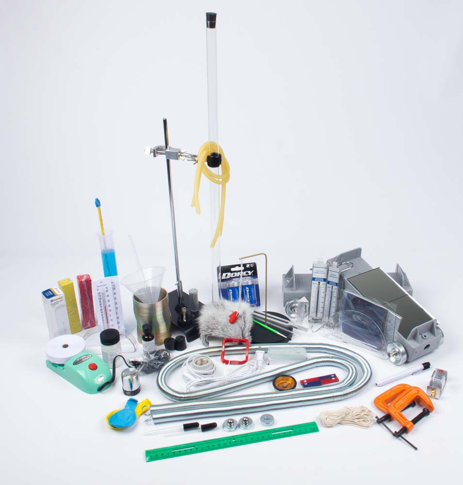 LIFEPAC 12th Grade Science Lab Kit
