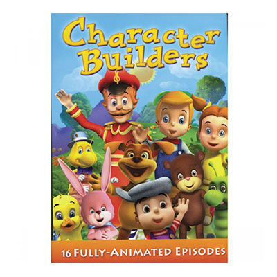 Character Builders: 8 DVD Set