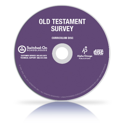 SOS Old Testament Survey