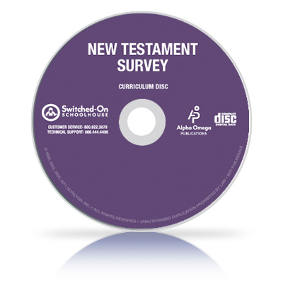 SOS New Testament Survey