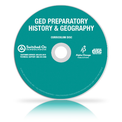 SOS GED Preparatory History & Geography