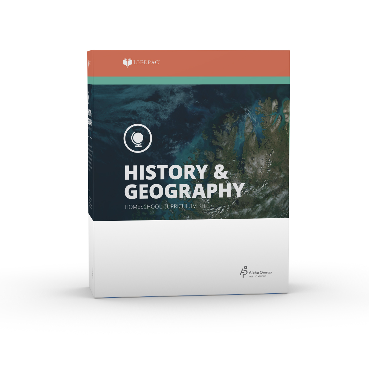LIFEPAC 6th Grade History & Geography Set