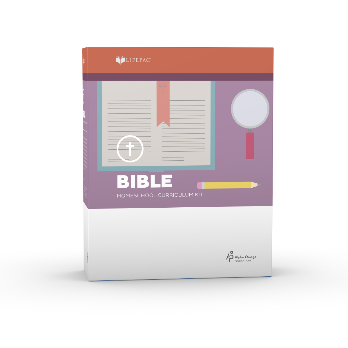LIFEPAC® 3rd Grade Bible Set