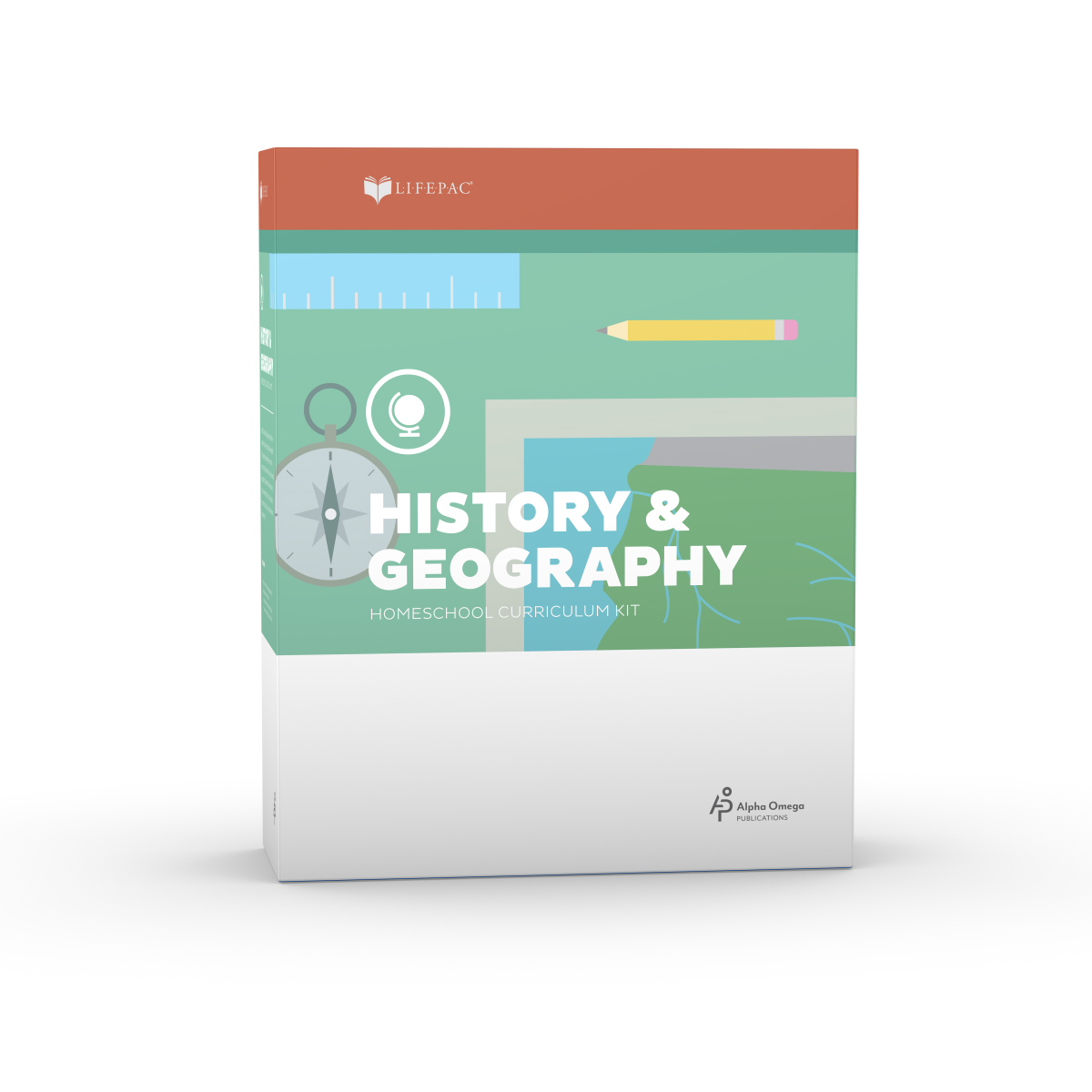 LIFEPAC® 5th Grade History Set