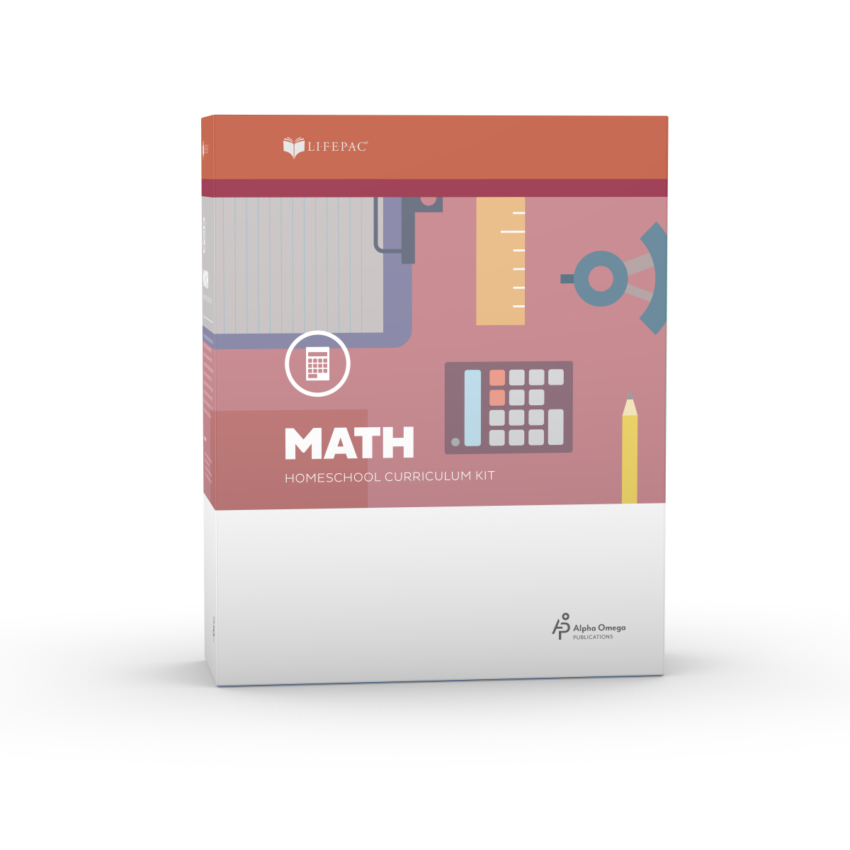 LIFEPAC® 4th Grade Math Set