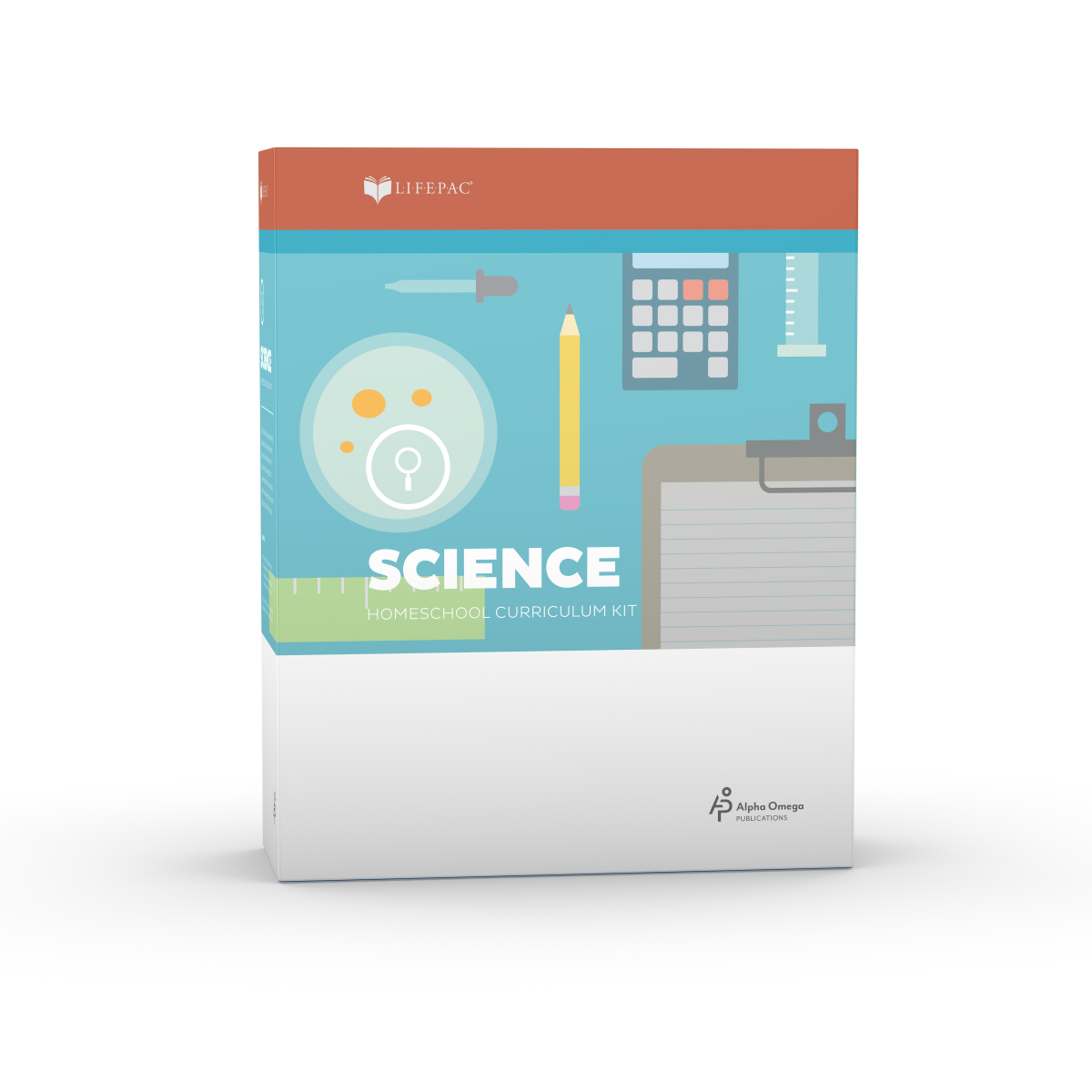 LIFEPAC® 3rd Grade Science Set