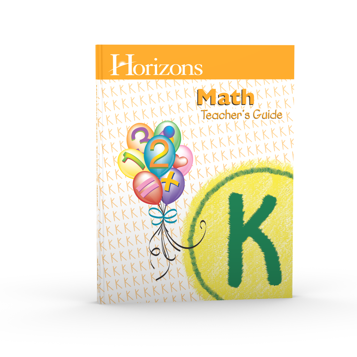 Horizons Kindergarten Math Teacher's Guide