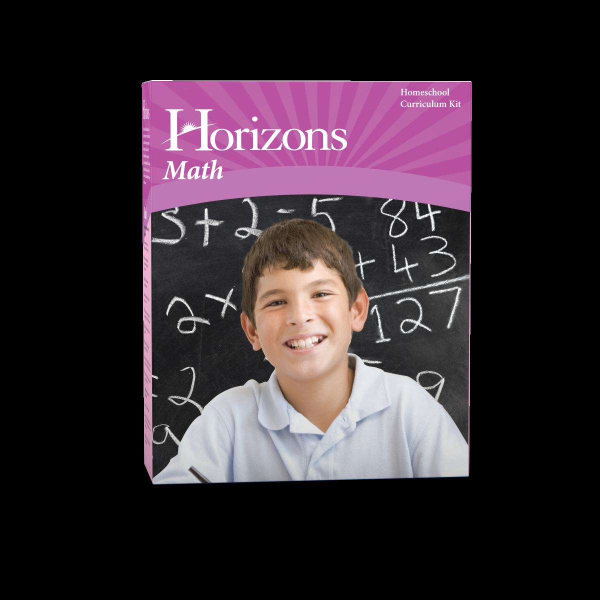 Horizons 1st Grade Math Set