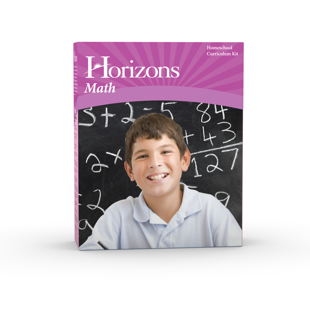 Horizons 2nd Grade Math Set