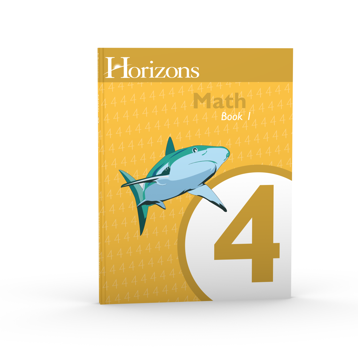 Horizons 4th Grade Math Student Book 1