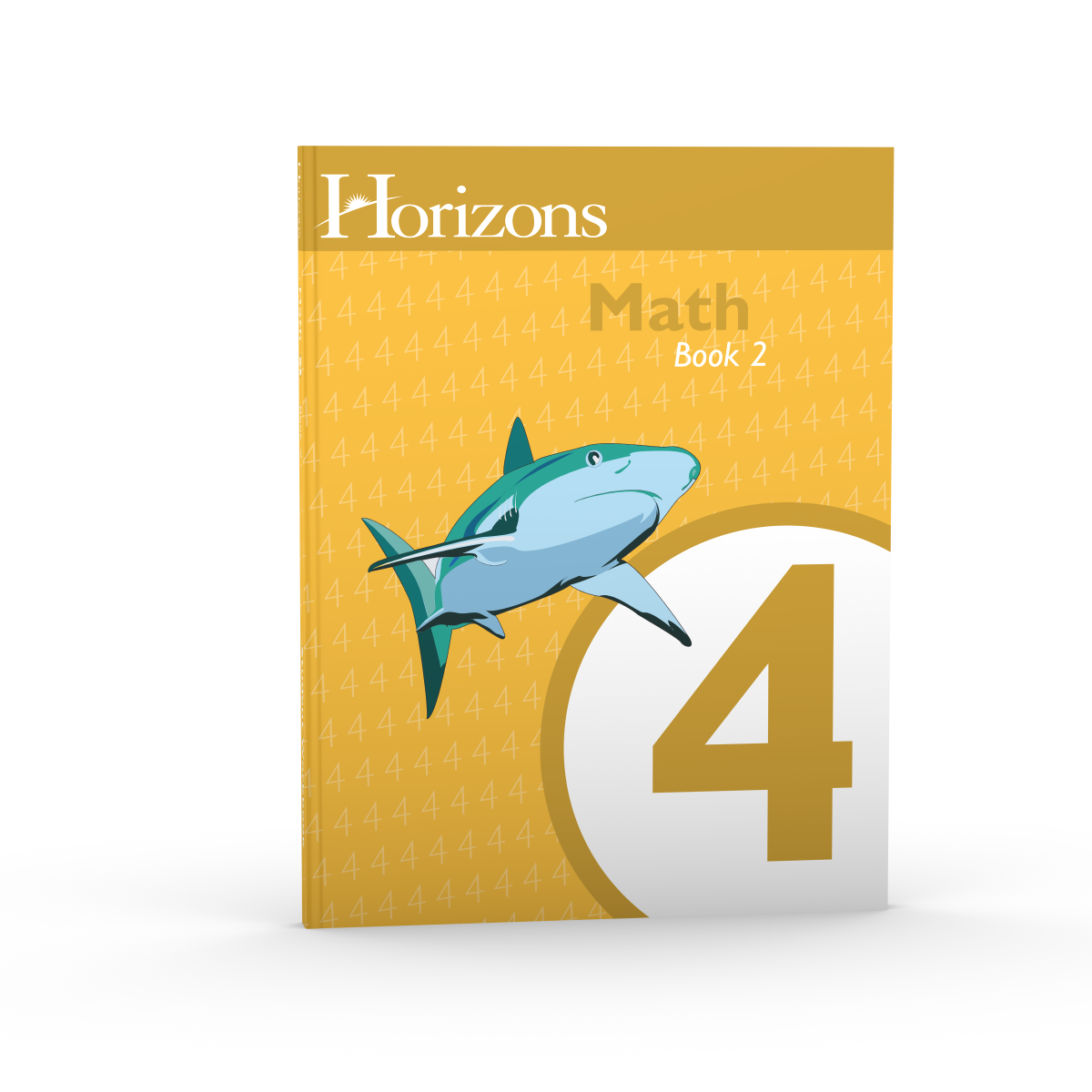 Horizons 4th Grade Math Student Book 2
