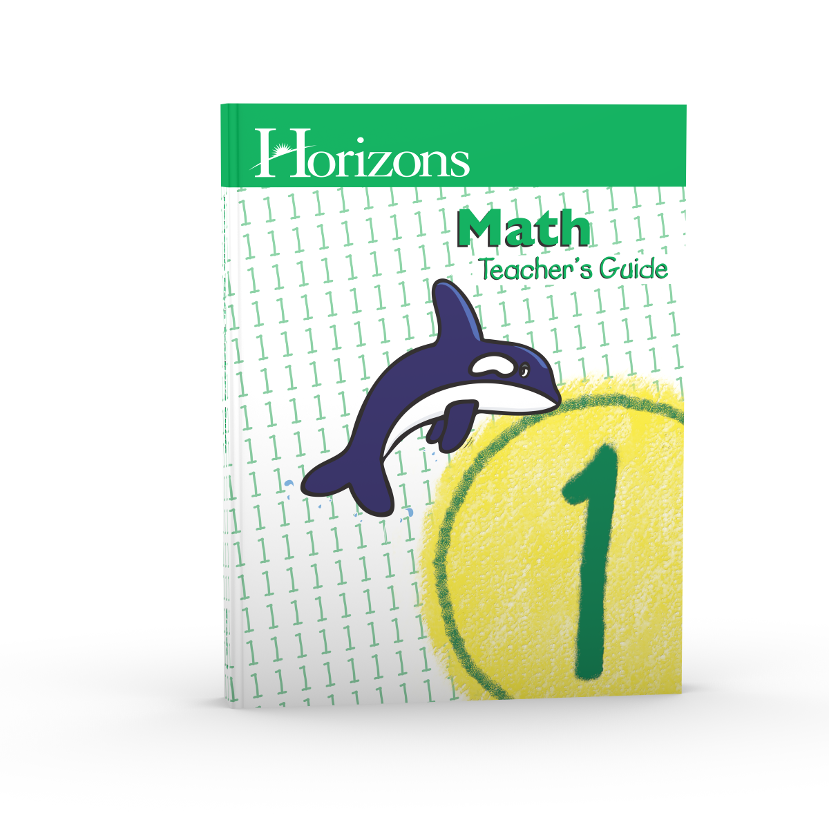 Horizons 1st Grade Math Teacher's Guide