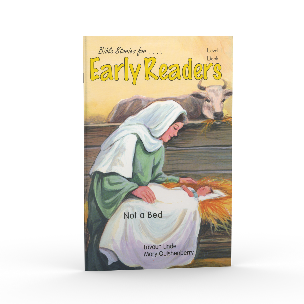 Not a Bed (Bible Stories for Early Readers – Level 1, Book 1)