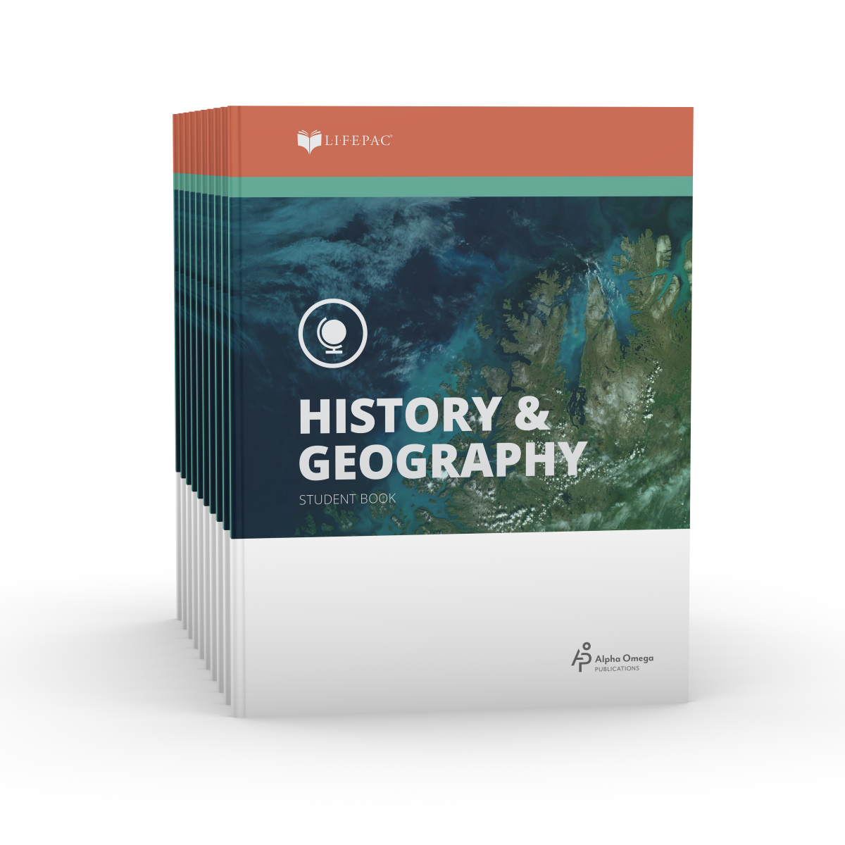 LIFEPAC 8th Grade History & Geography 10-Unit Set