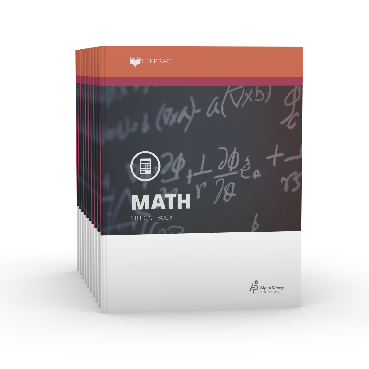 LIFEPAC® Algebra I 10-Unit Set