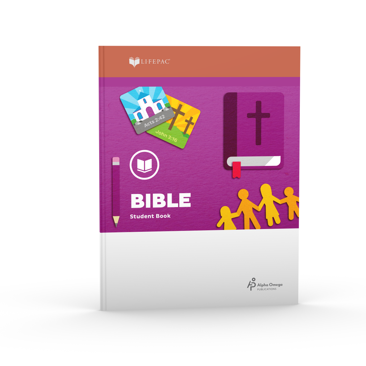 LIFEPAC® 1st Grade Bible Unit 8 Worktext