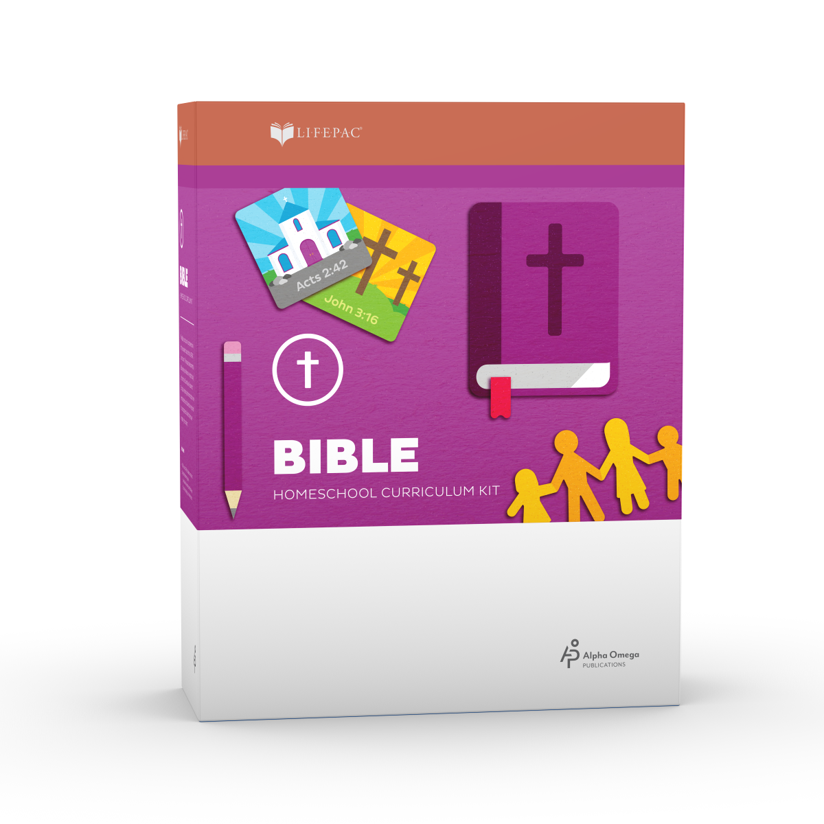 LIFEPAC® 2nd Grade Bible Set