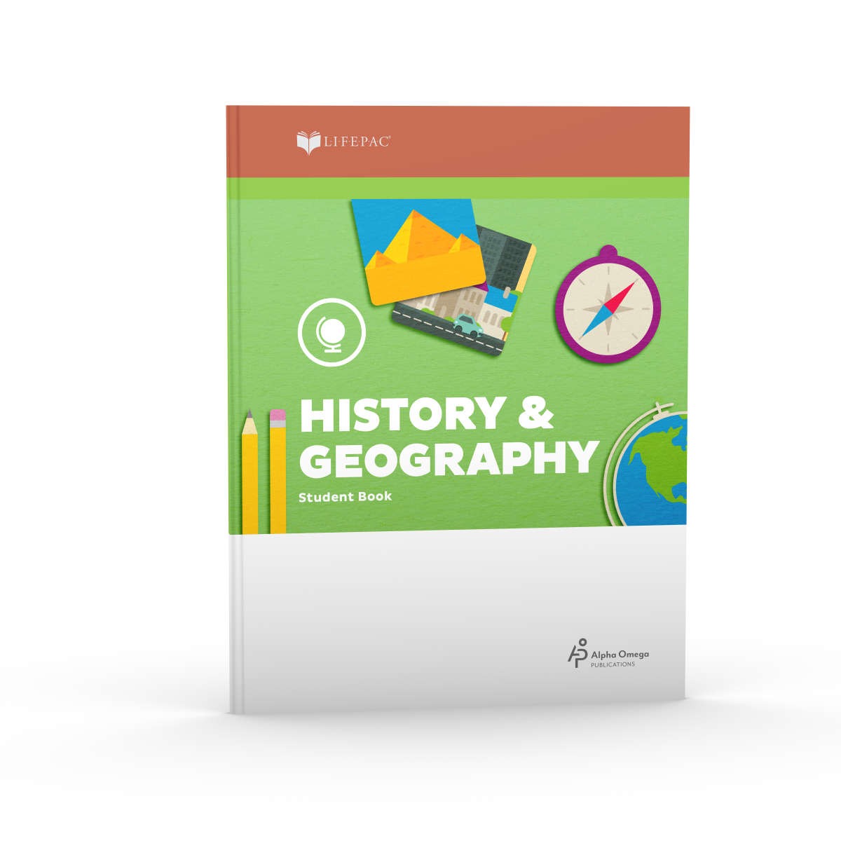 LIFEPAC® 1st Grade History & Geography Unit 8 Worktext