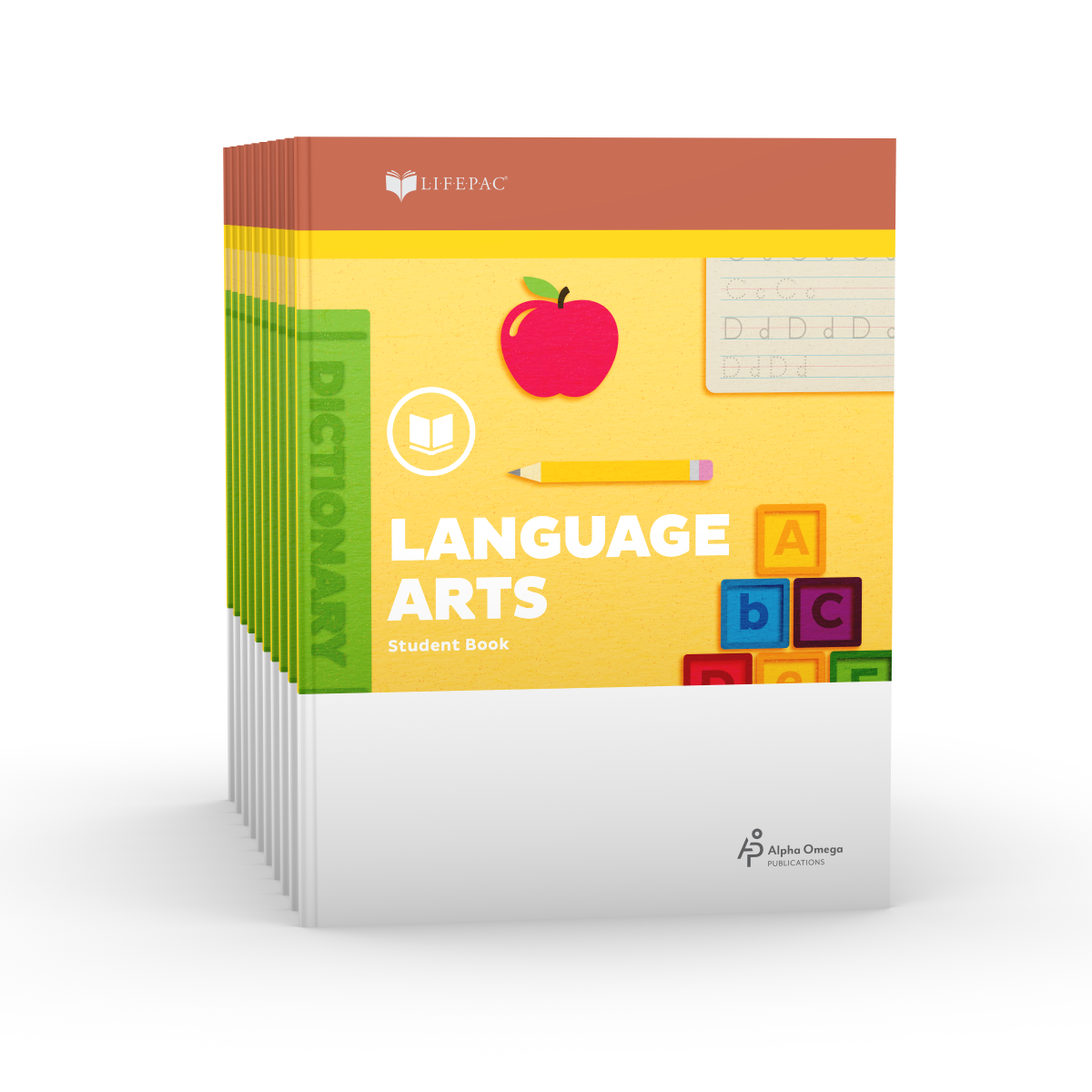 LIFEPAC® 1st Grade Language Arts 10-Unit Set