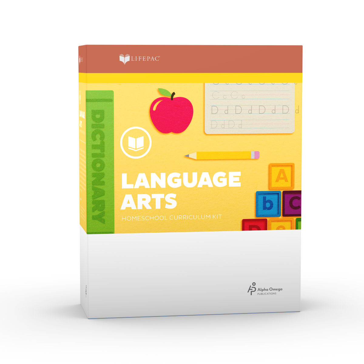 LIFEPAC® 1st Grade Language Arts Set