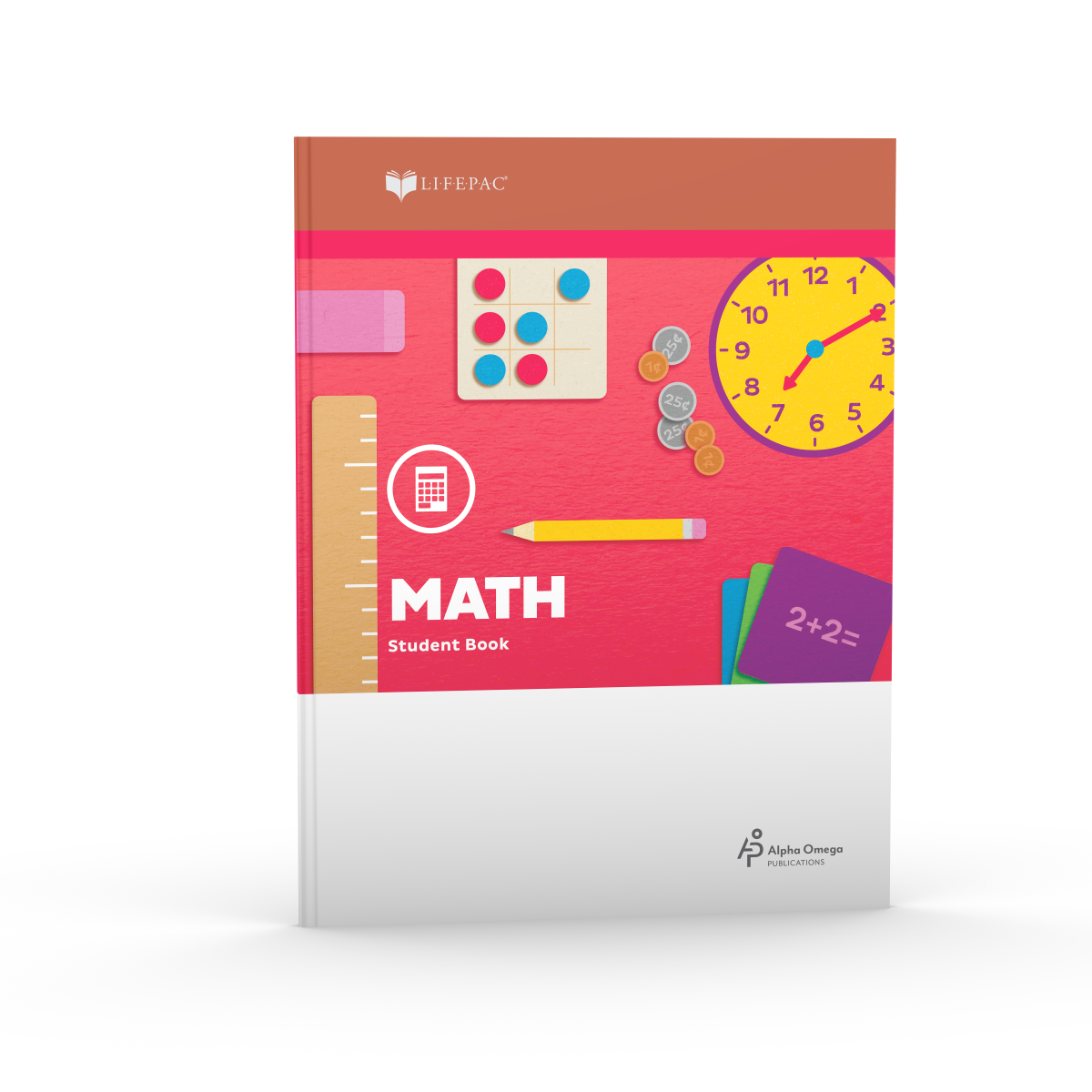LIFEPAC® 1st Grade Math Unit 8 Worktext