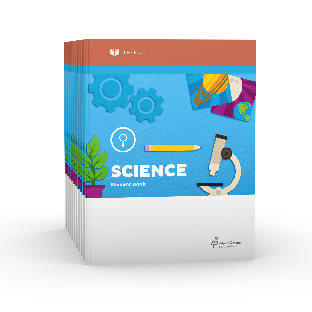 LIFEPAC® 2nd Grade Science 10-Unit Set